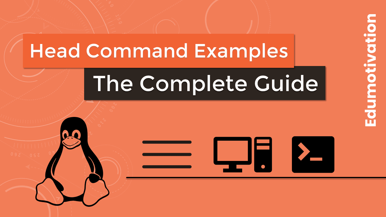 Head Command Examples in Linux