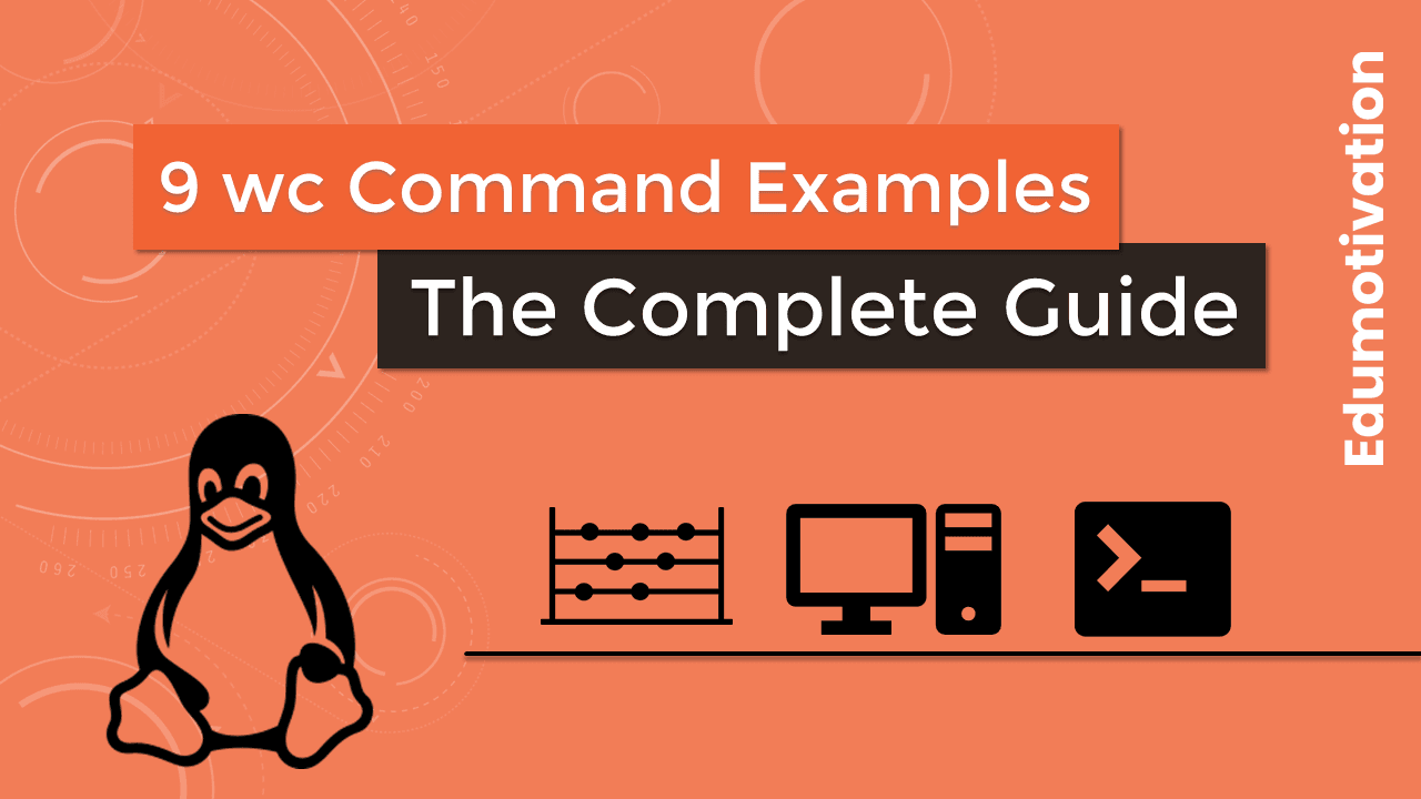 Linux wc Command Examples