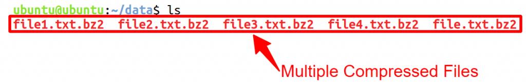 Compress Multiple Files