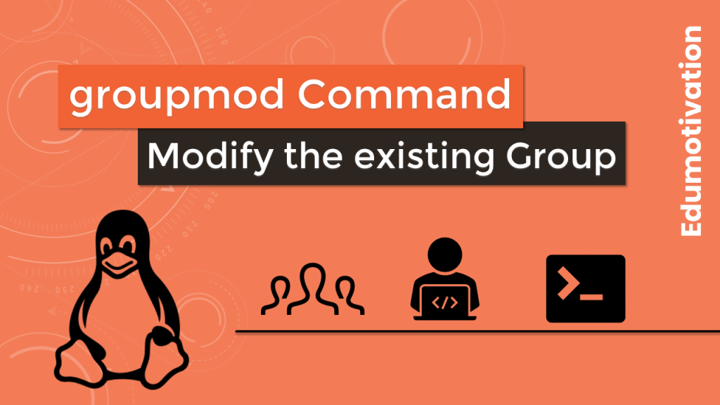 groupmod Command in Linux with examples