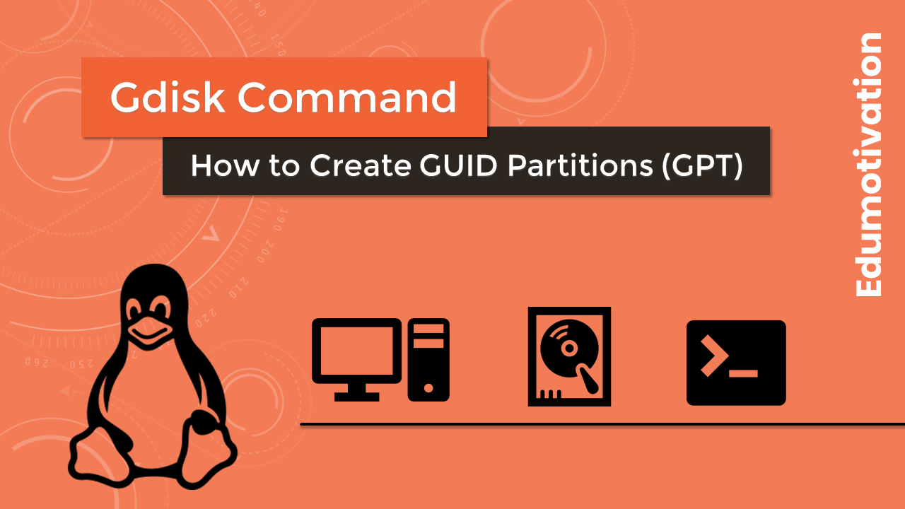 How to Create GUID Partitions (GPT) in Linux
