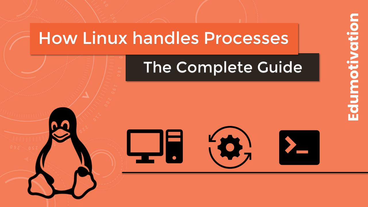 How Linux handles Processes