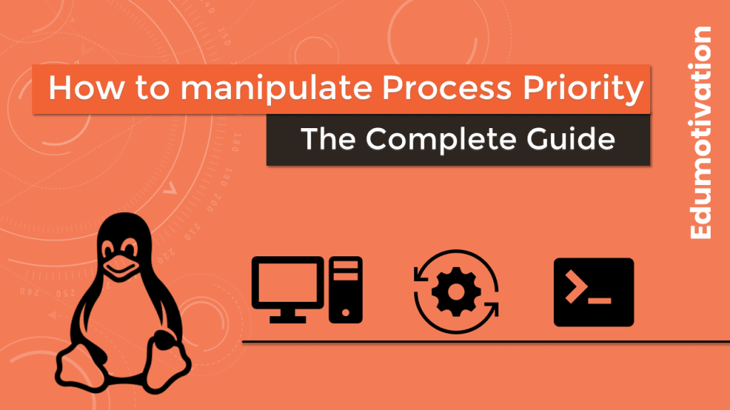 manipulate Process Priority in Linux using nice and renice Commands