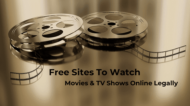 Free Sites To Watch TV Shows Online Legally