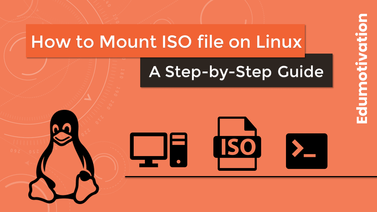 How to Mount ISO File on Linux